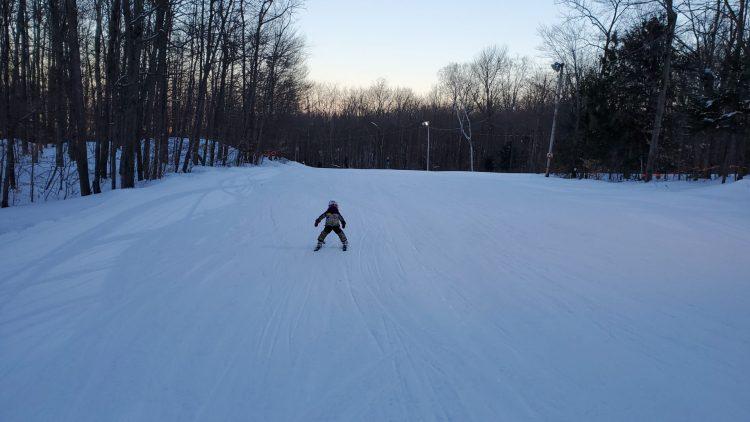 Mont Bellevue – 4 février- Soirée ski familiale.