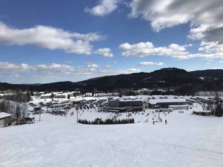 Val Saint-Côme – Reprise tranquille ! – 21 février 2021