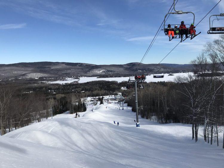 Ski La Réserve – Un défi pour vrai ! – 13 février 2021