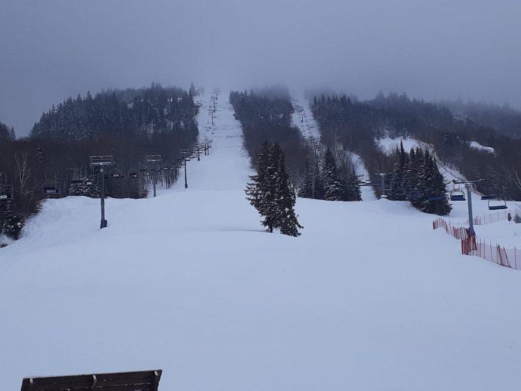 Ski La Réserve – Plaisir pur en nature – 28 février 2021