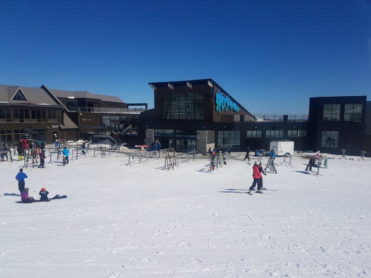 Une superbe météo à ski Mont Orford –17 mars 2021